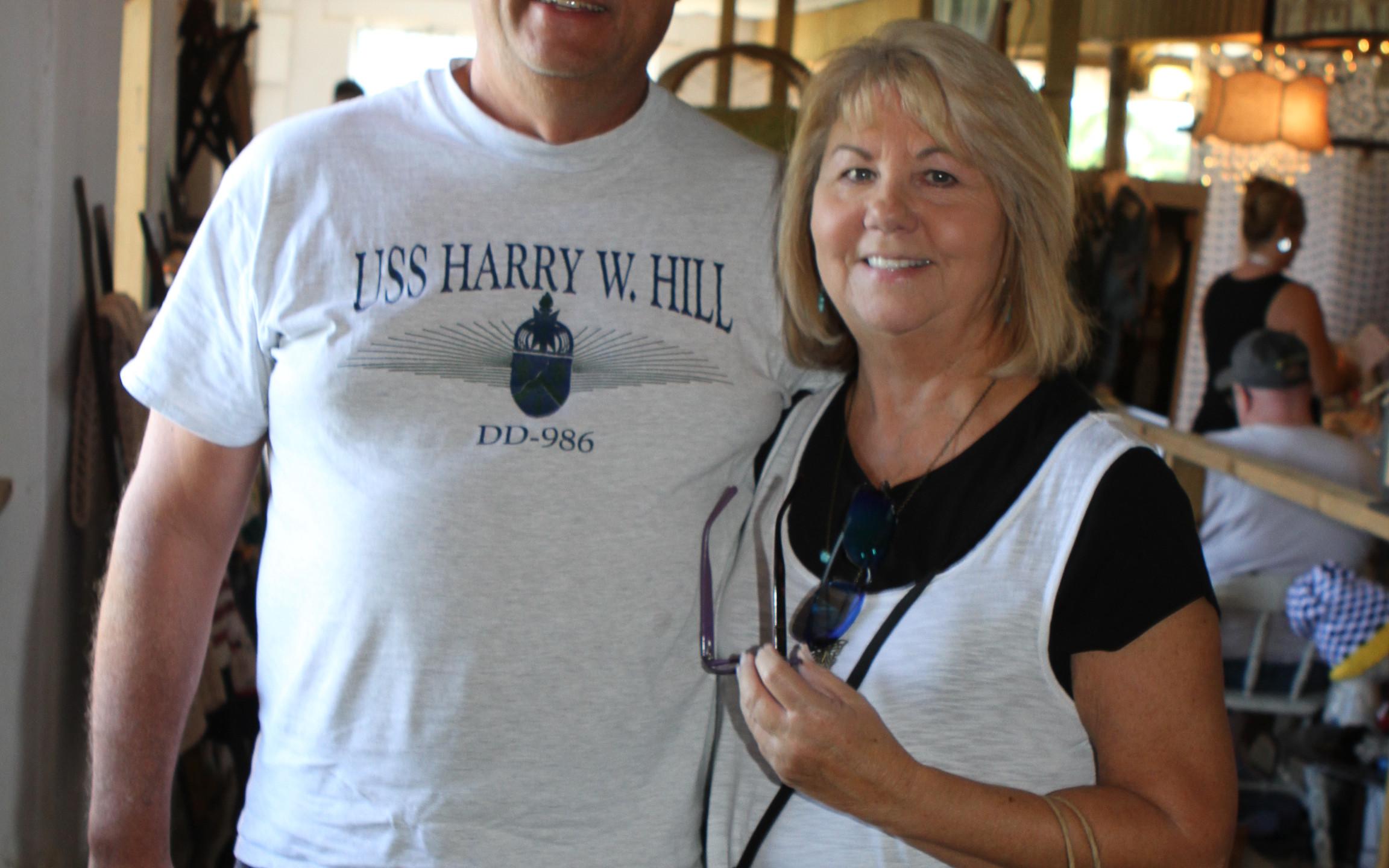Terry & Wanda Seger