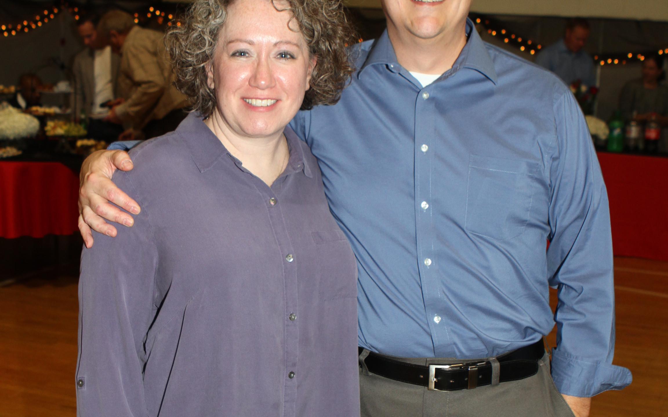 Stephanie & Chuck Stafford