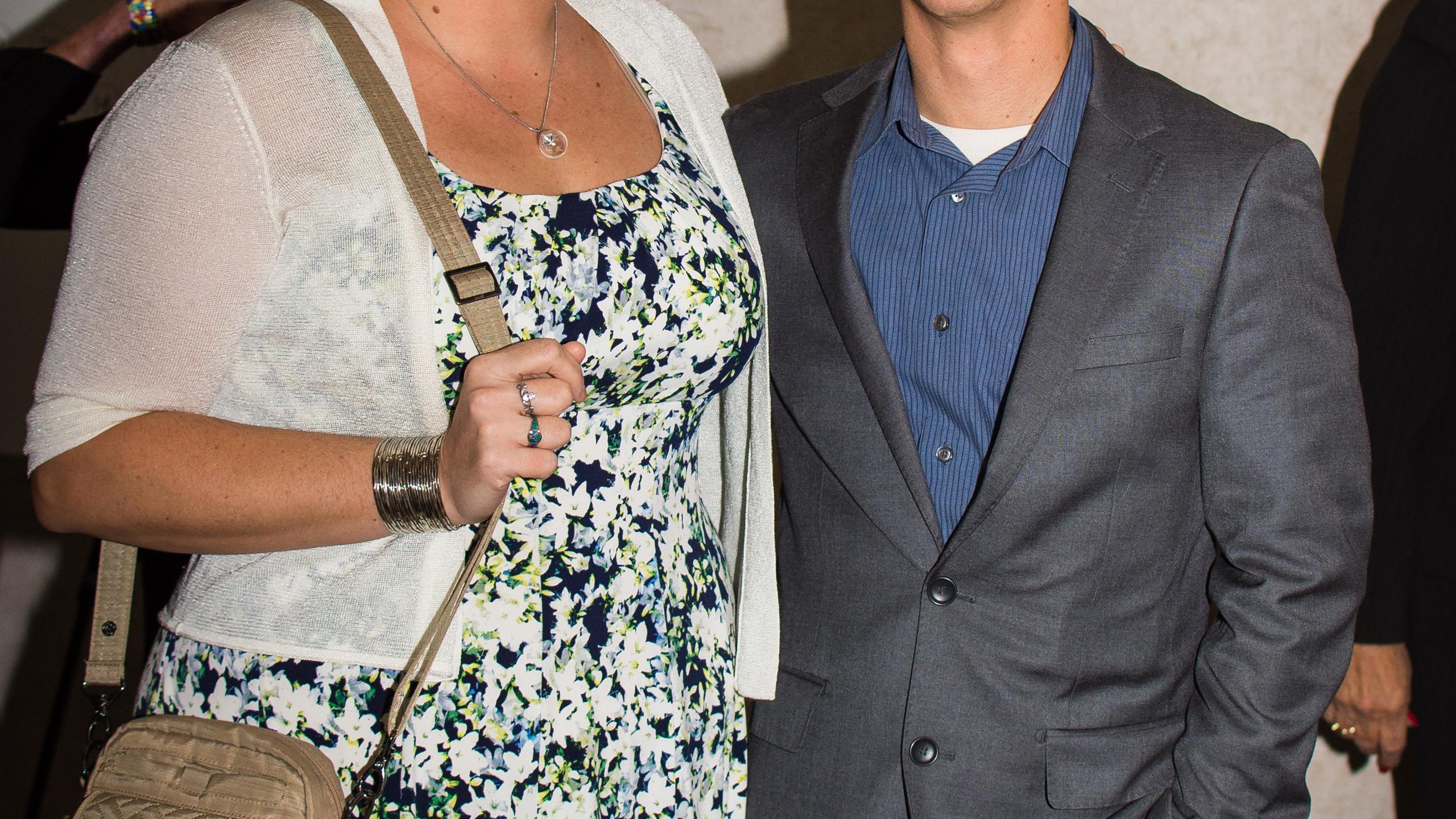 Ashley and Richard Jones