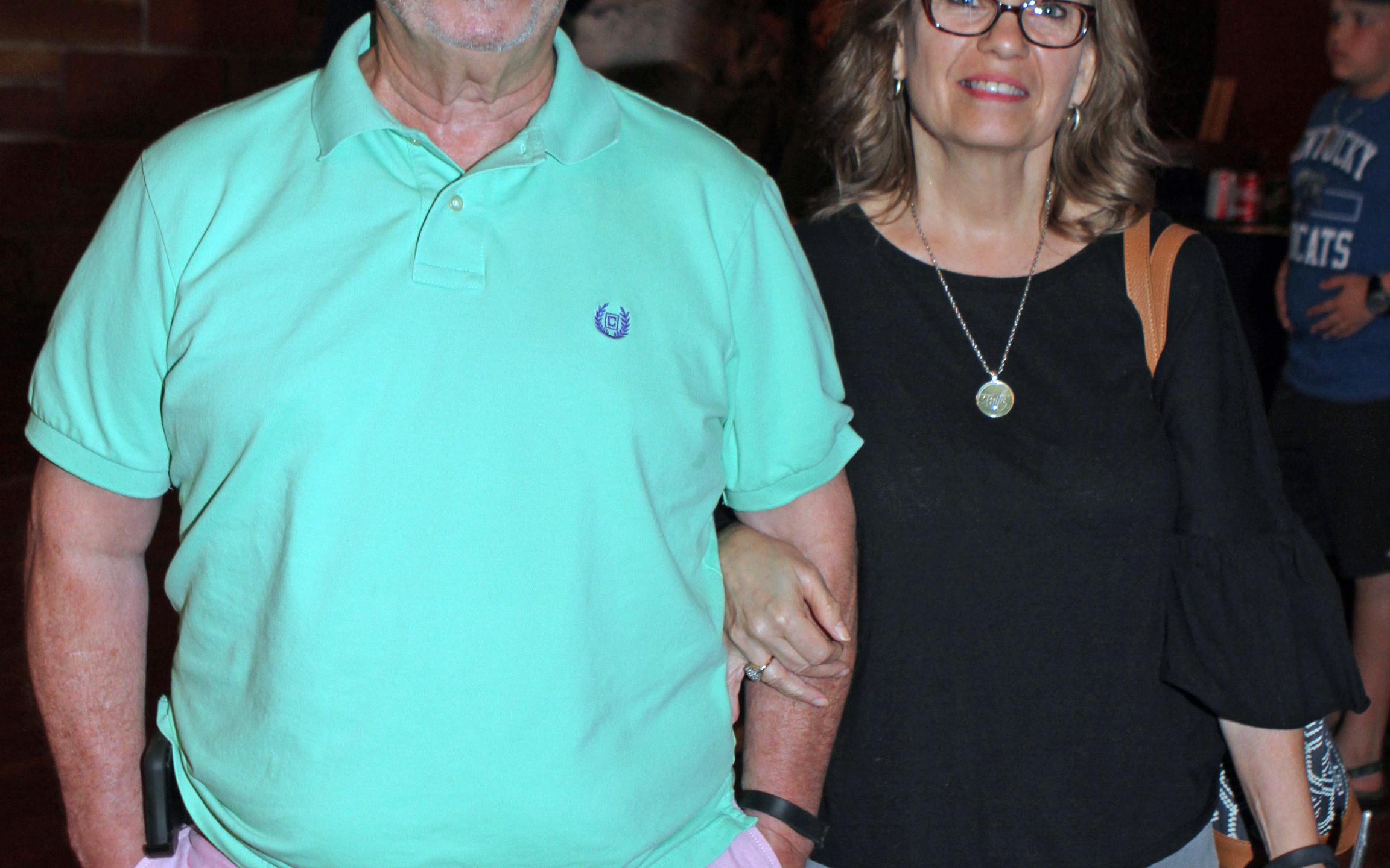 Richard & Debbie Olp