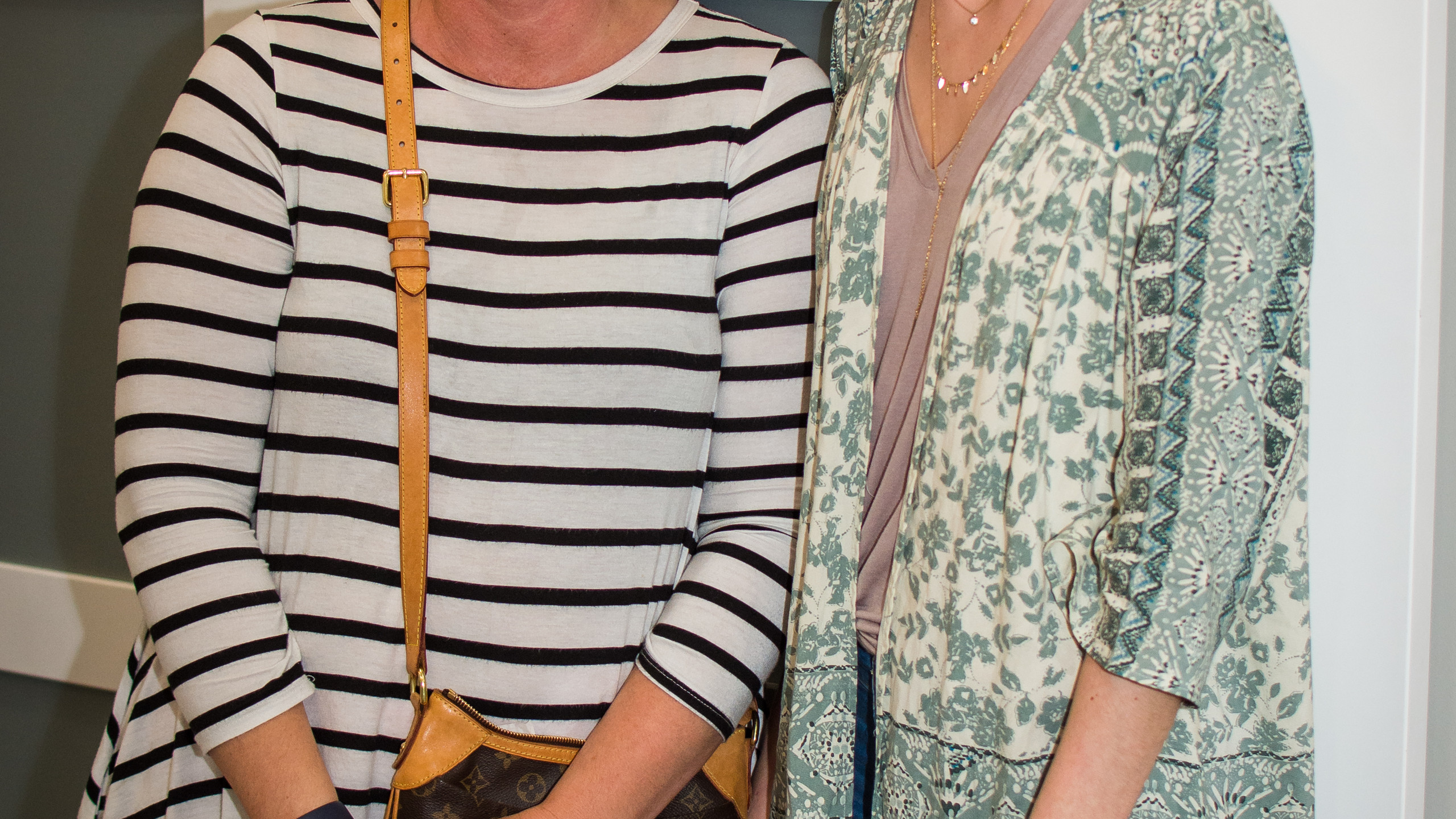 Emily Sykes and Melanie Wojnarek