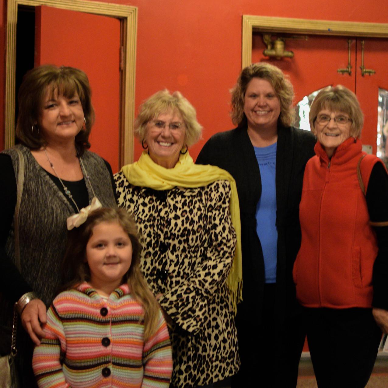 CarolJarmin,BaileySinks,BeckyAldridge,HeatherHoward,BettyLobdell