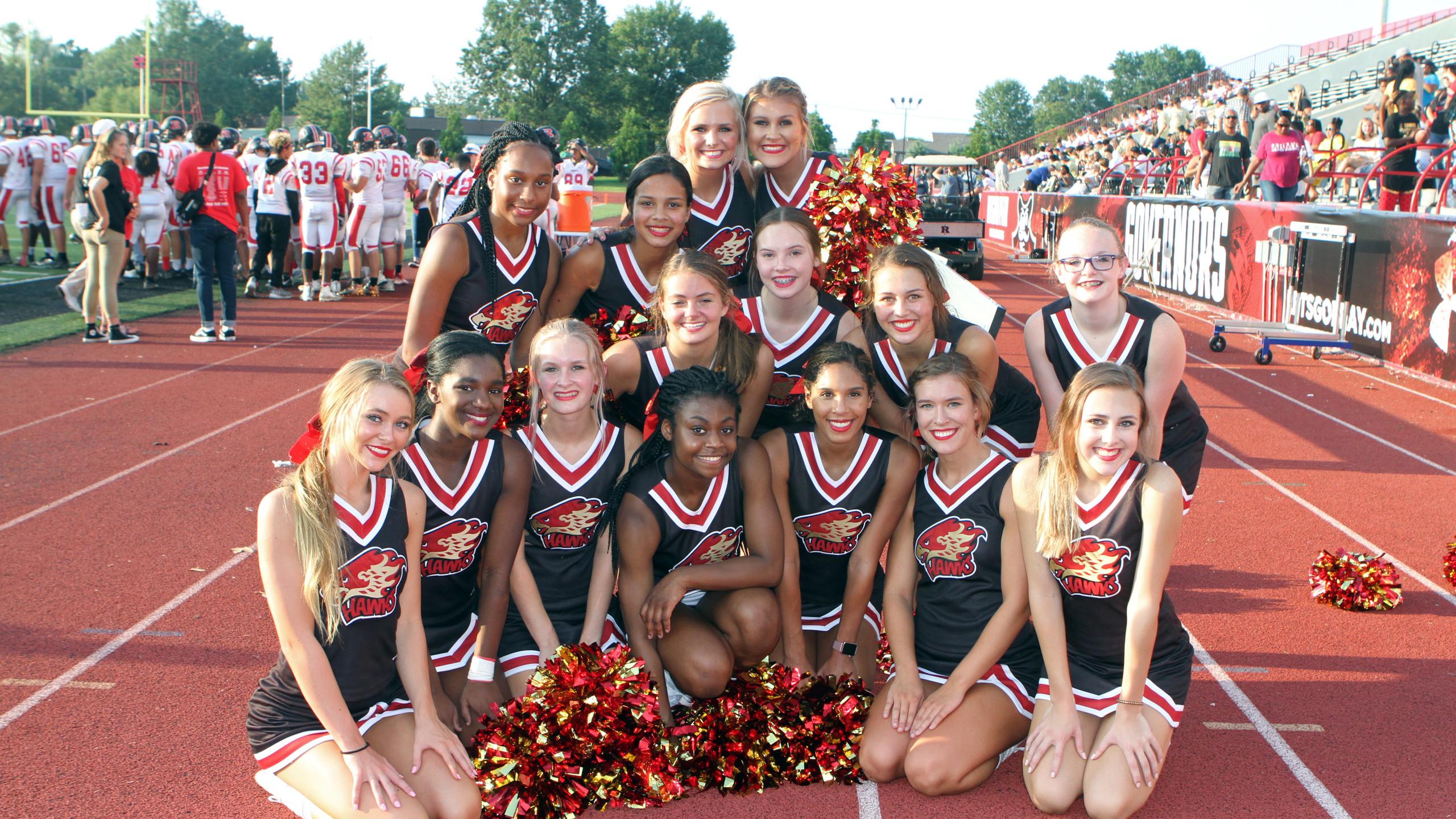Rossview Hawks Cheer Team