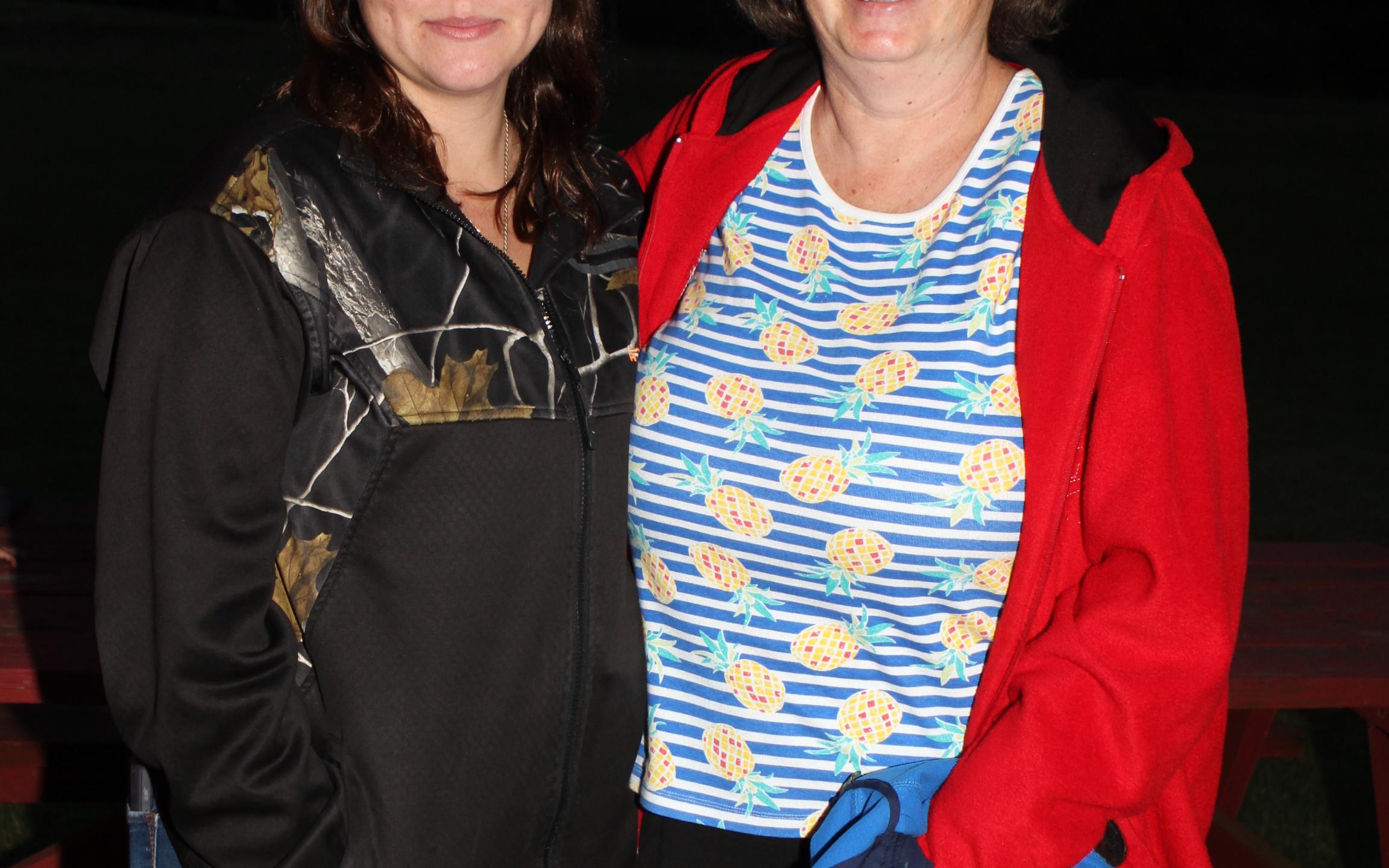 Salina Rowe, Kathy McCarver