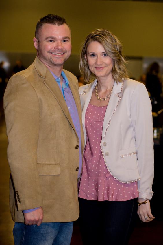 Brian and Tanya Derose