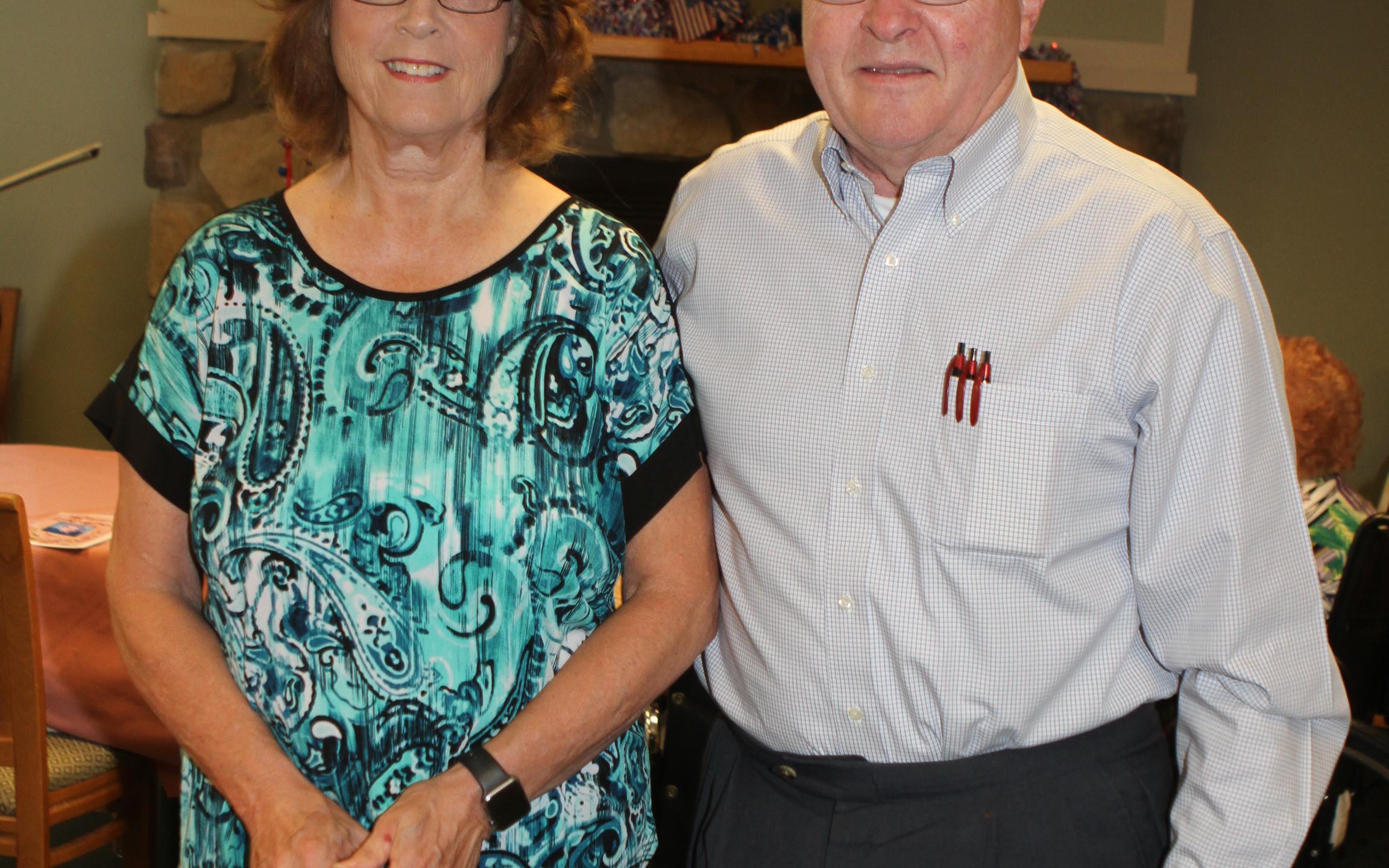 Patsy & Carl Sims