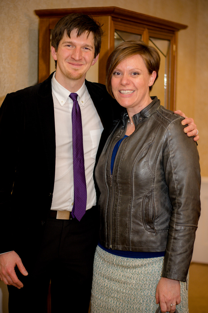 Fred and Kristen Sienkiewicz