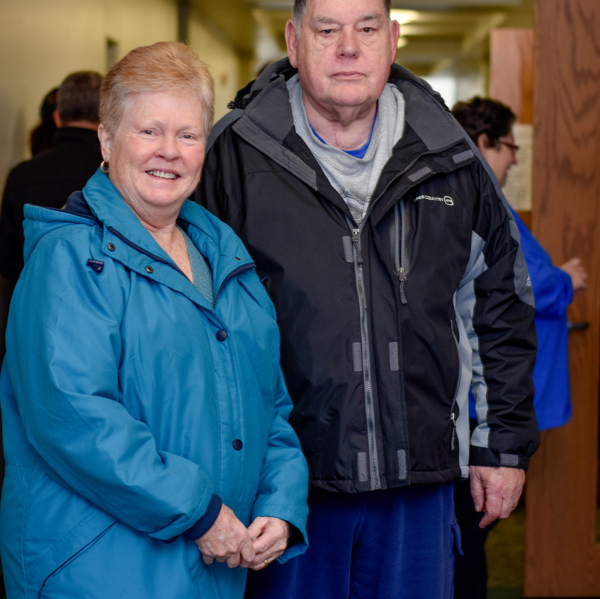 Gary and Janet Gragg