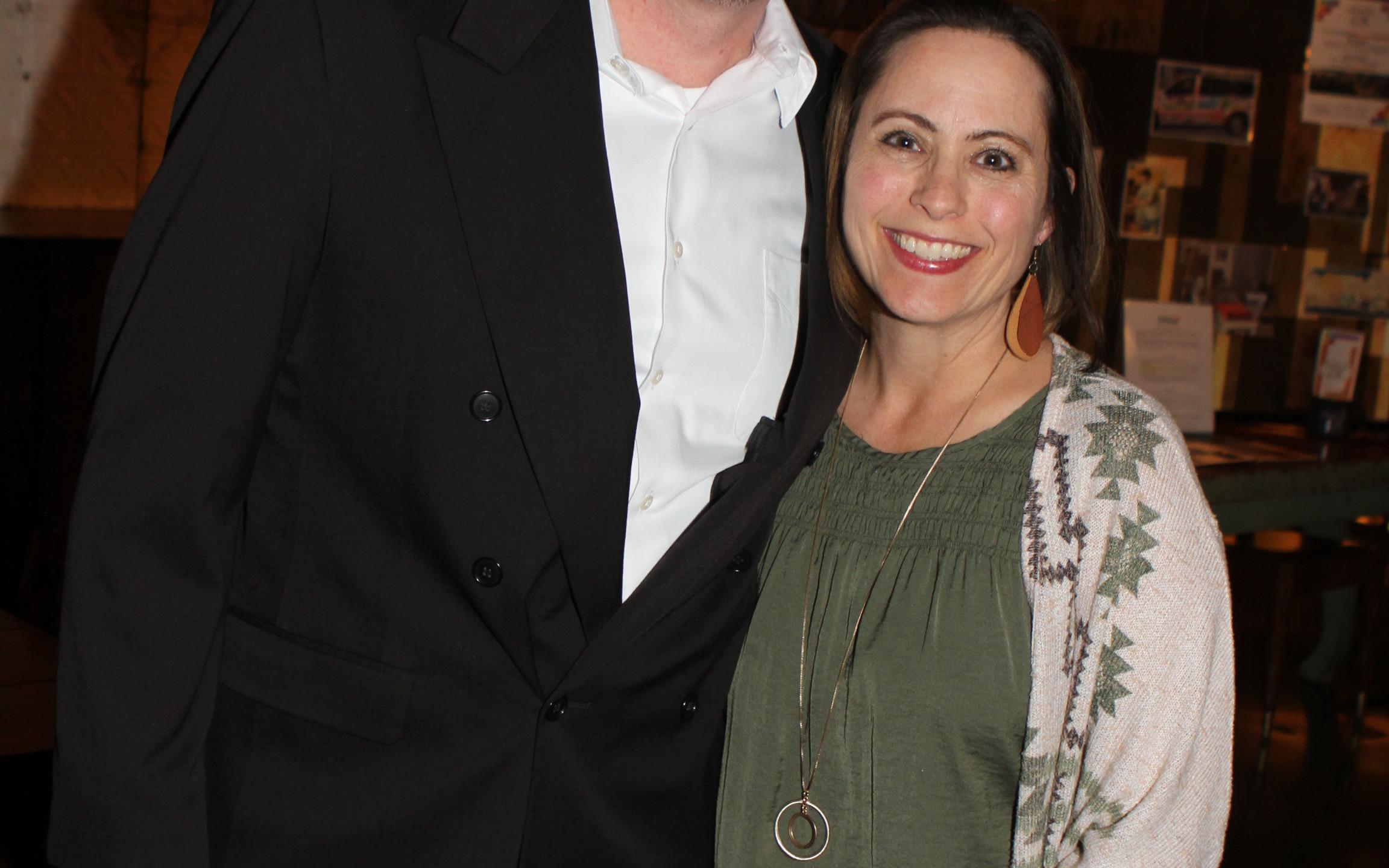 Steve & Christy Crosby