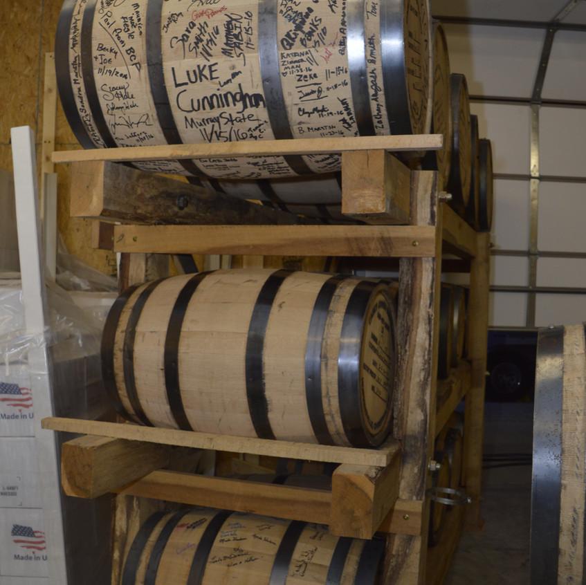 16 Signed Barrels 1