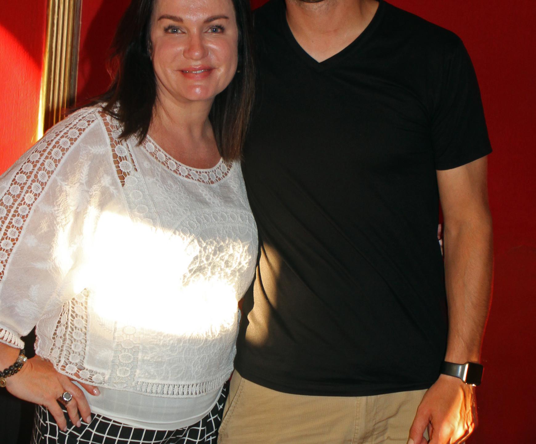 Stacy Turner, Jason Hodges