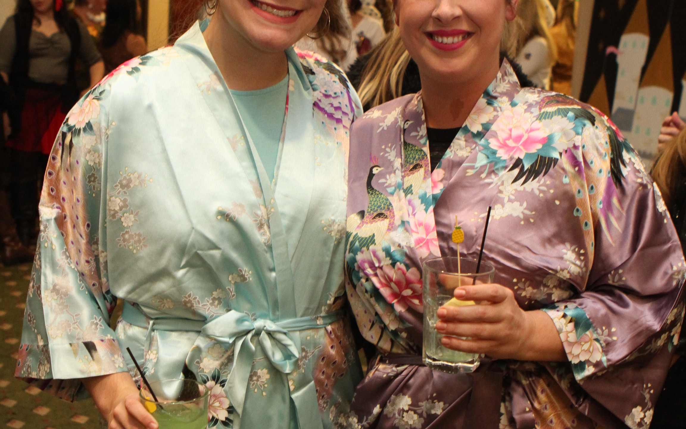 Haley Brunick, Kayla Wigley