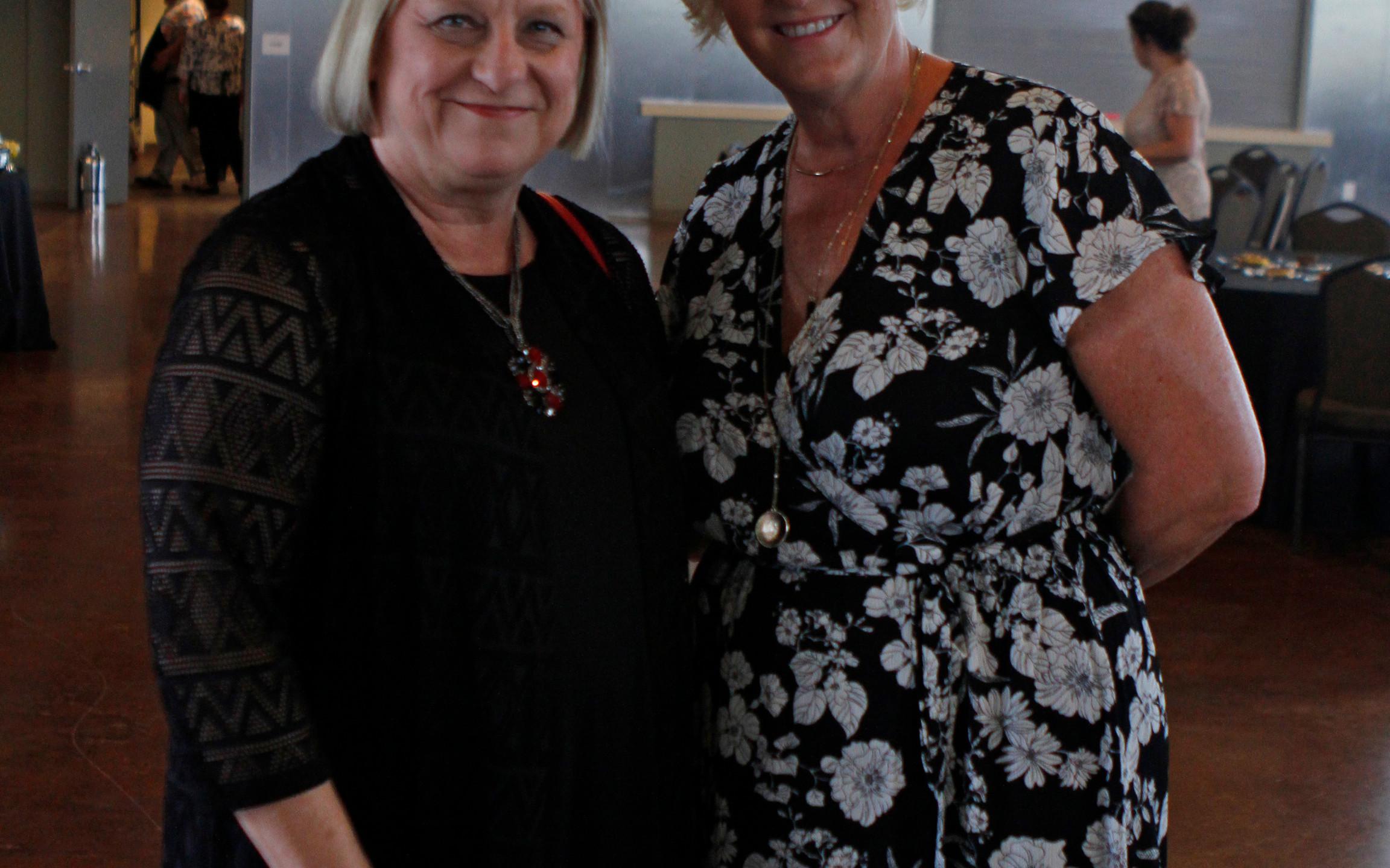 Carol Clark, Melinda Shepard