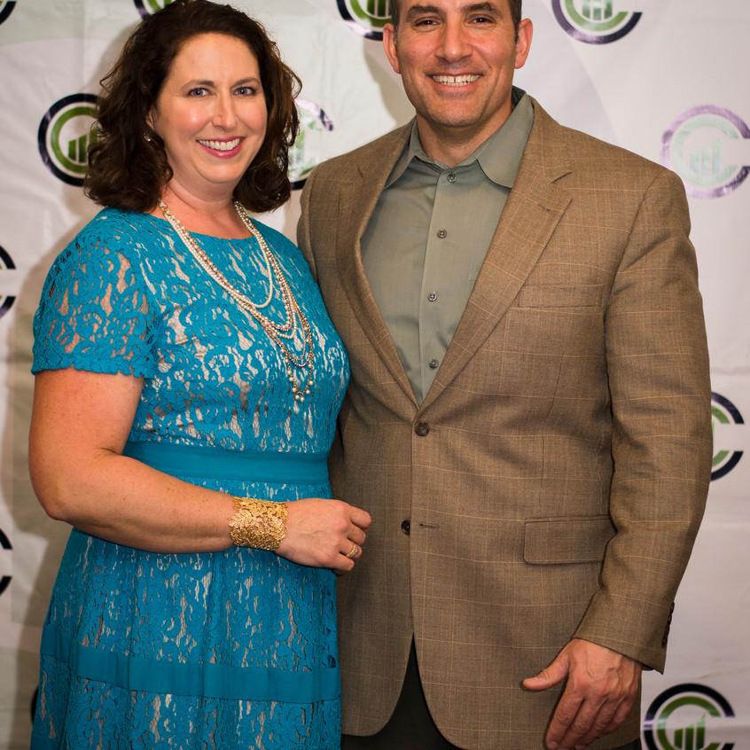 Major General Andrew Poppas and Mrs. Beth Poppas 2