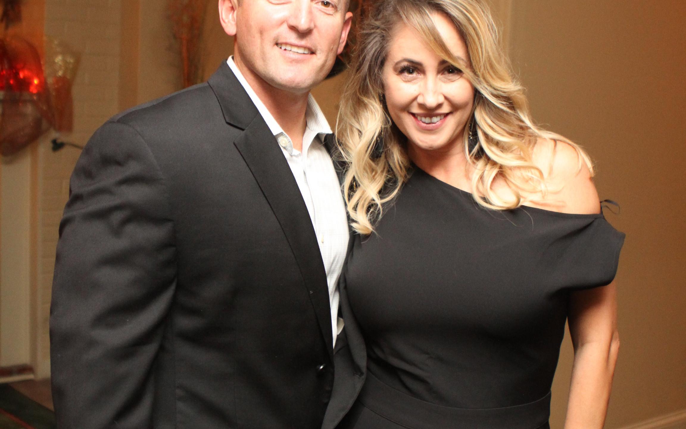 LTC David & Alicia Sandoval