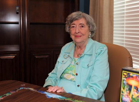Sweet Memories: Betty Wood Heineman