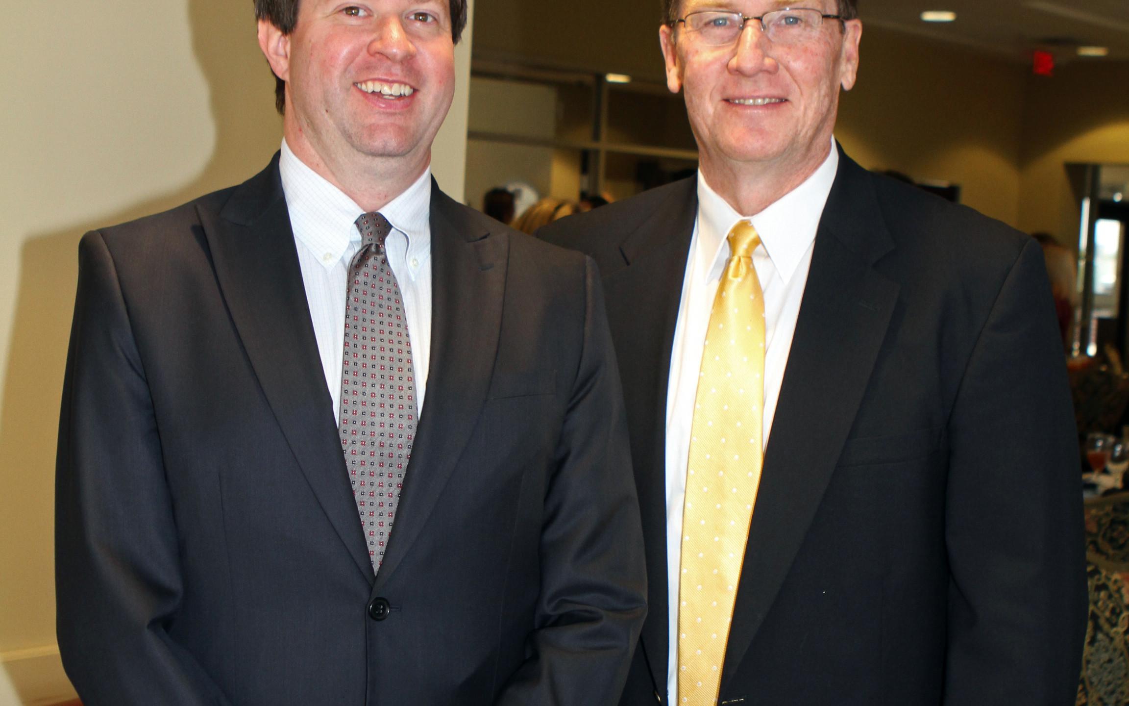 Judge Michael Dale, Judge Larry McMillan