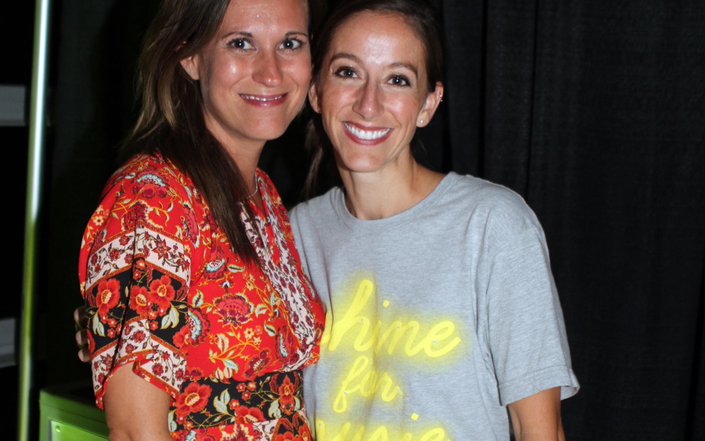 Angie Kovach, Ashley Thompson
