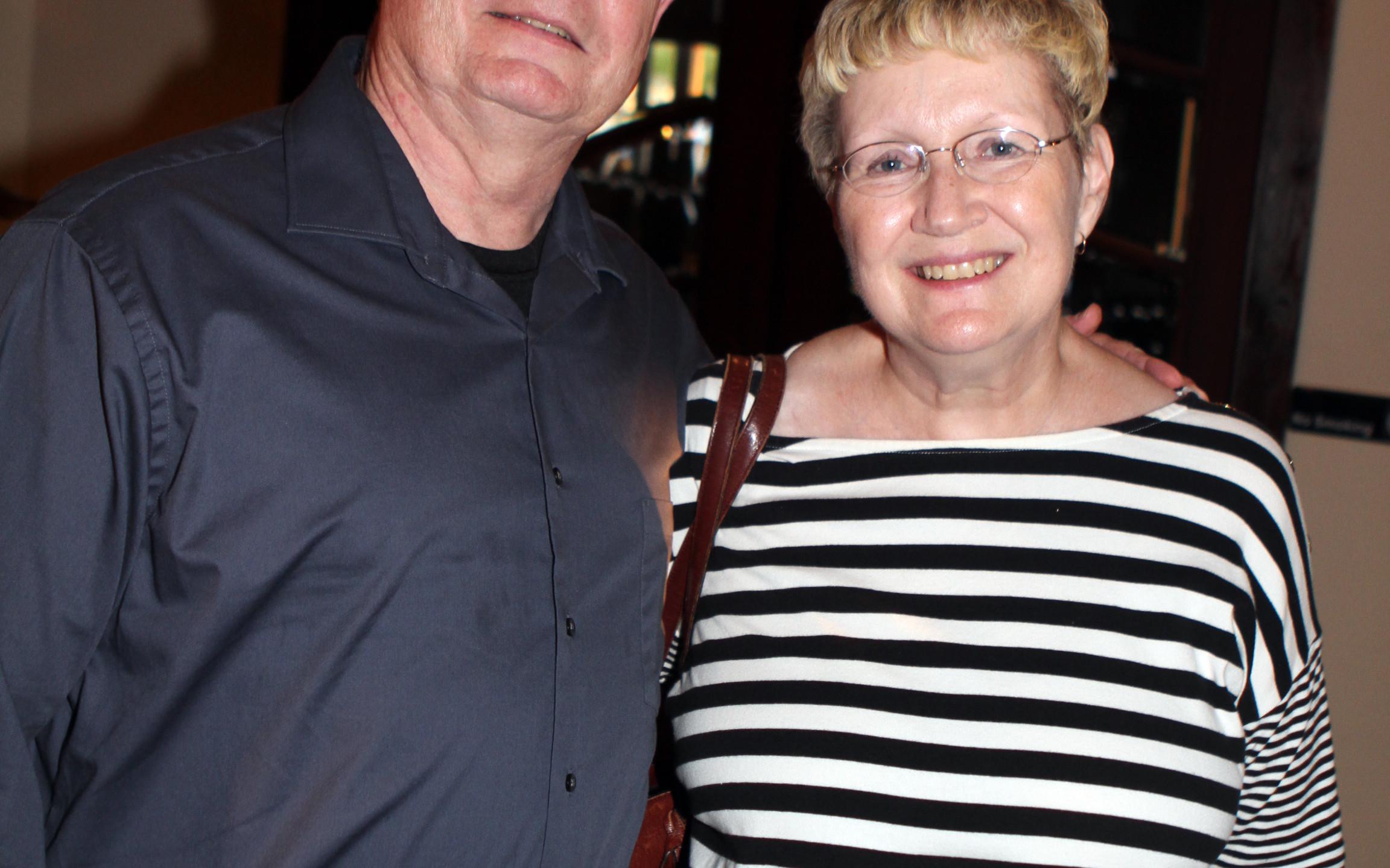 Frank & Natalie White