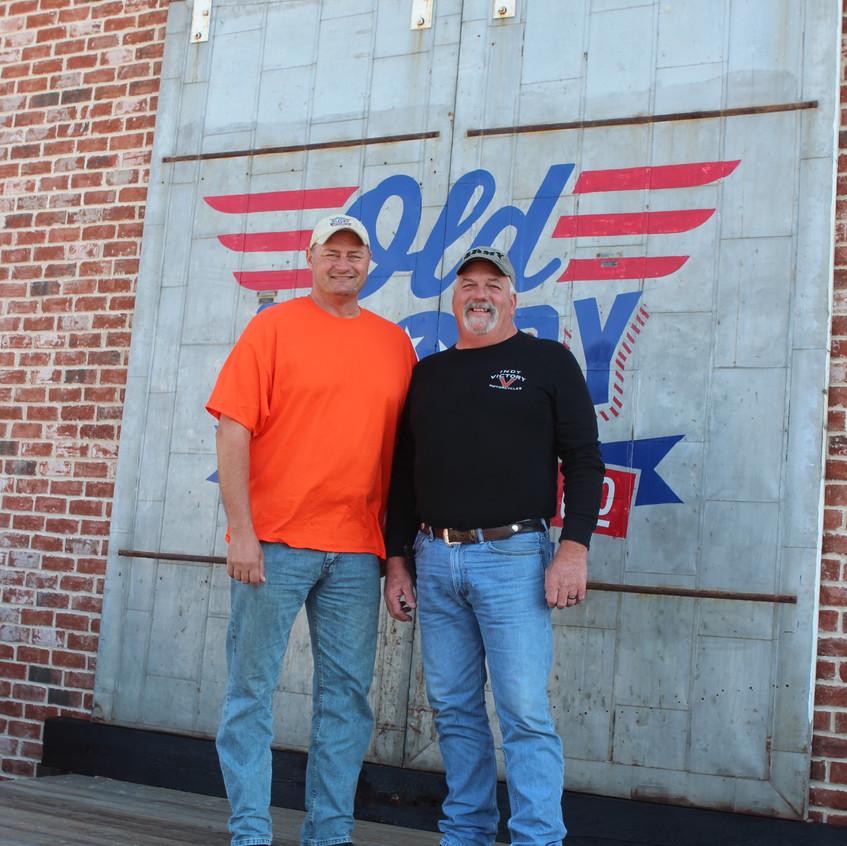 Mike C and Jeff Razor
