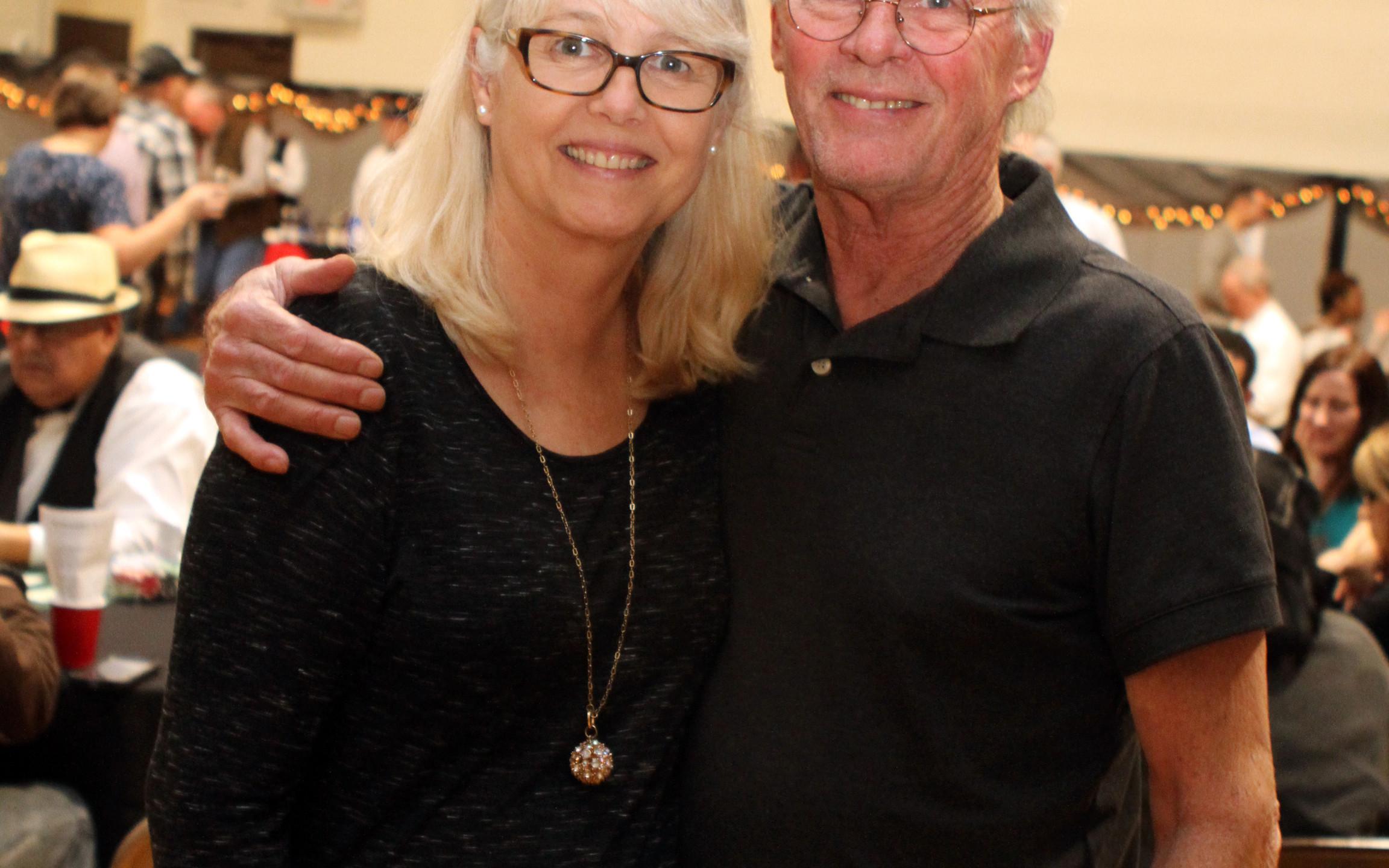 Joanna & Mike Rose