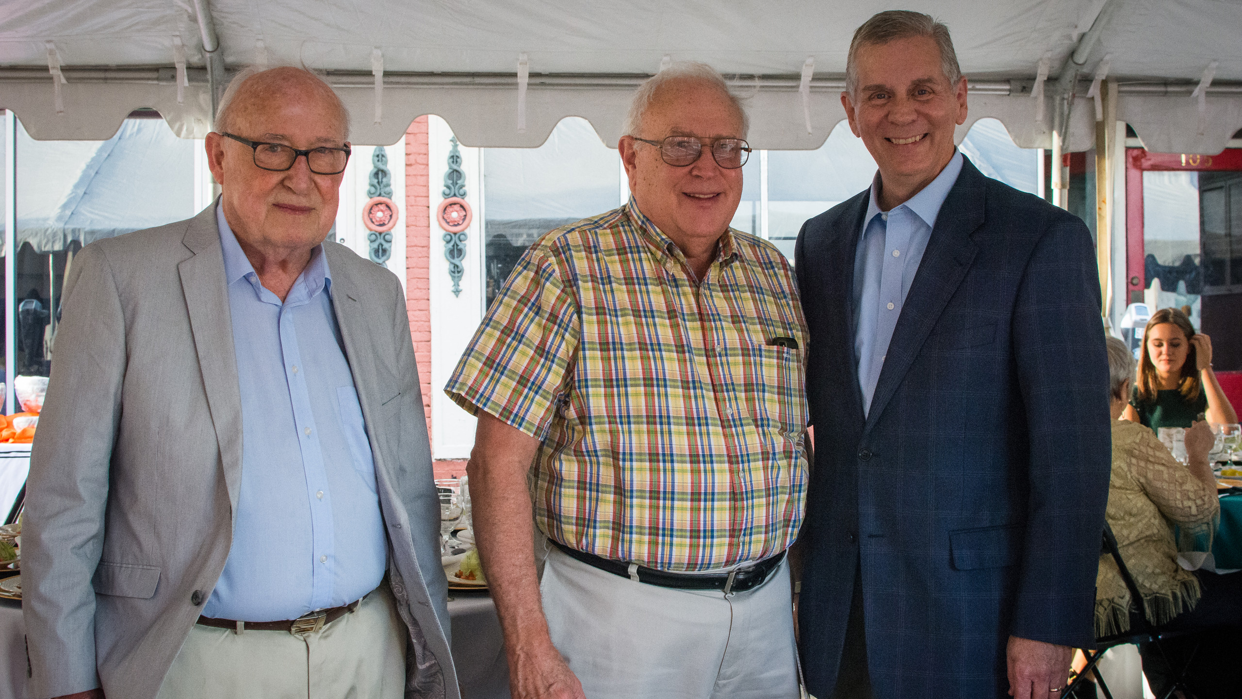 Ken Grambihler, Jim Mann, and Joe Pitts.