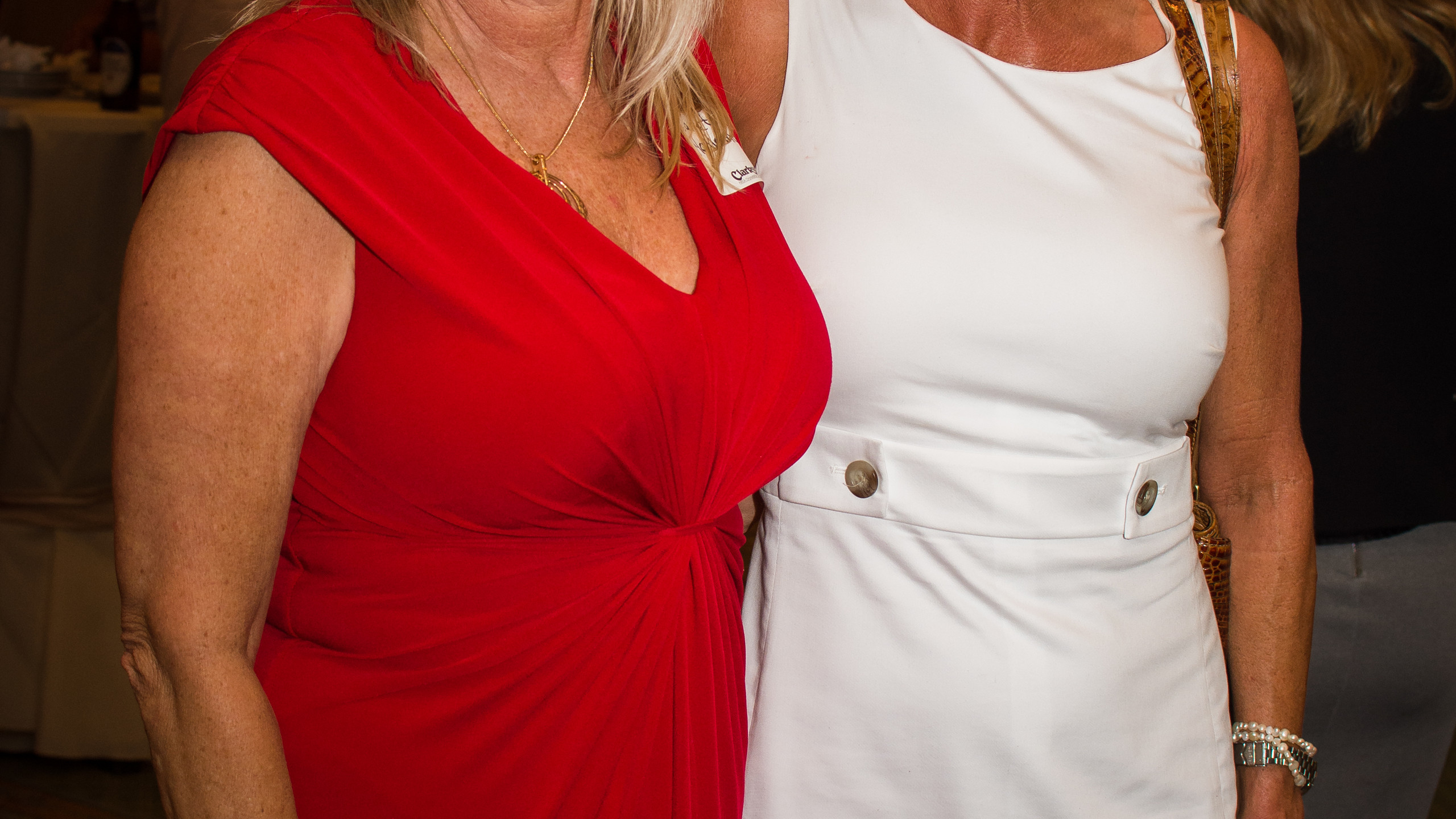 Janet Holleman and Felicia Long