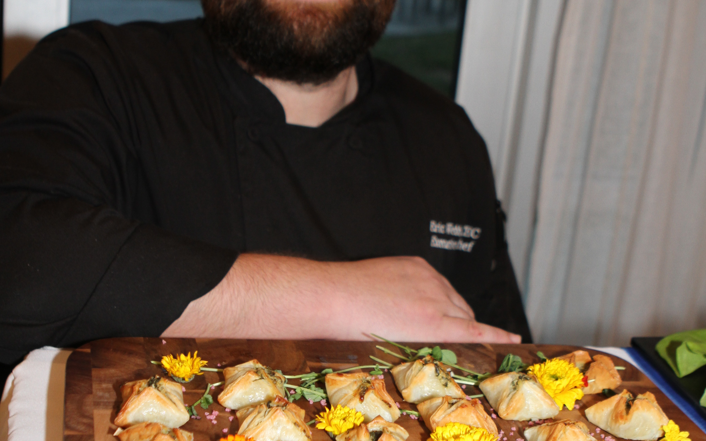 Executive Chef Eric Webb