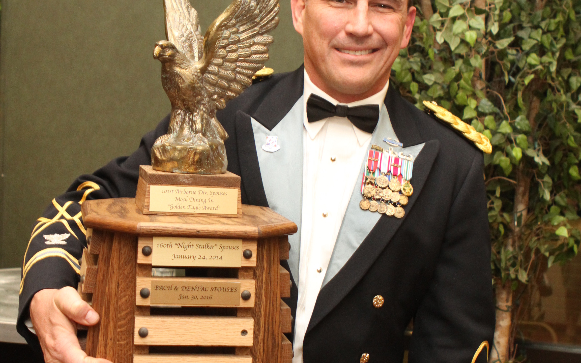 Colonel Joe Kuchan