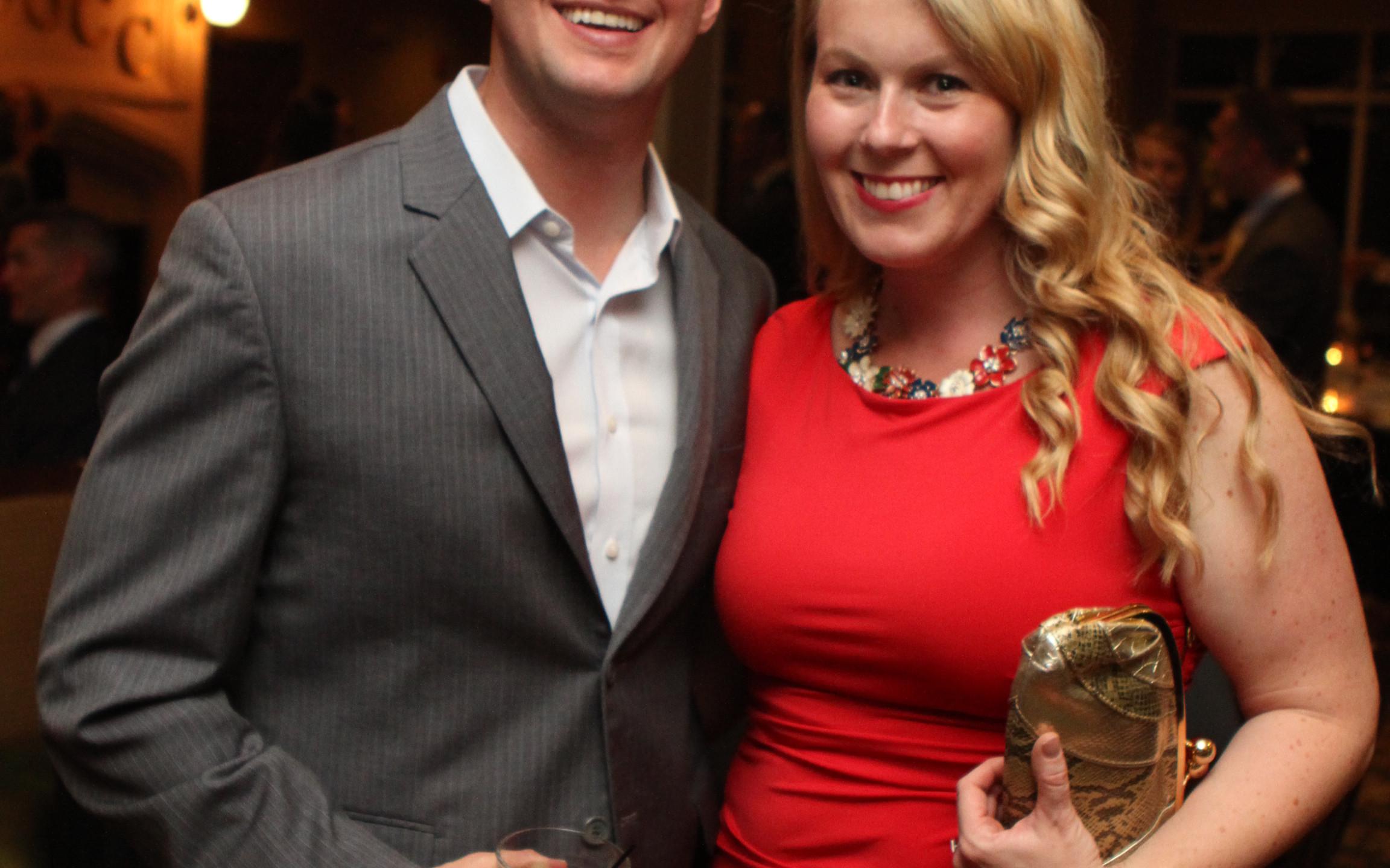 Maj. Jeff & Lindsey Geraci