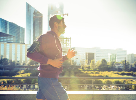 Fitness Routines for the Traveling Man: Working Out On-The-Go