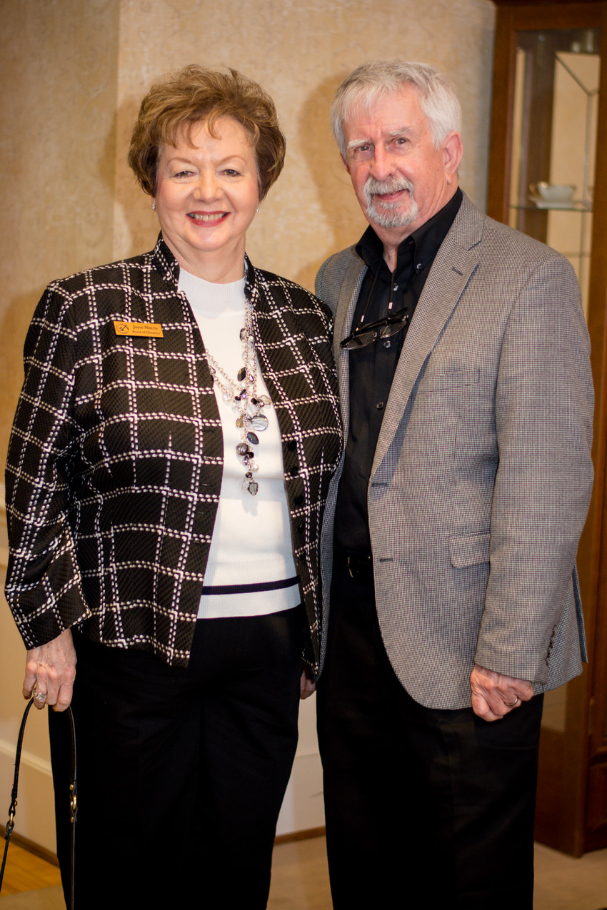 Gary and Joyce Norris