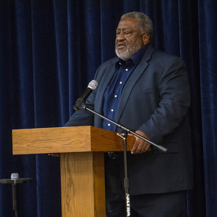 Rev. Cal Hampton