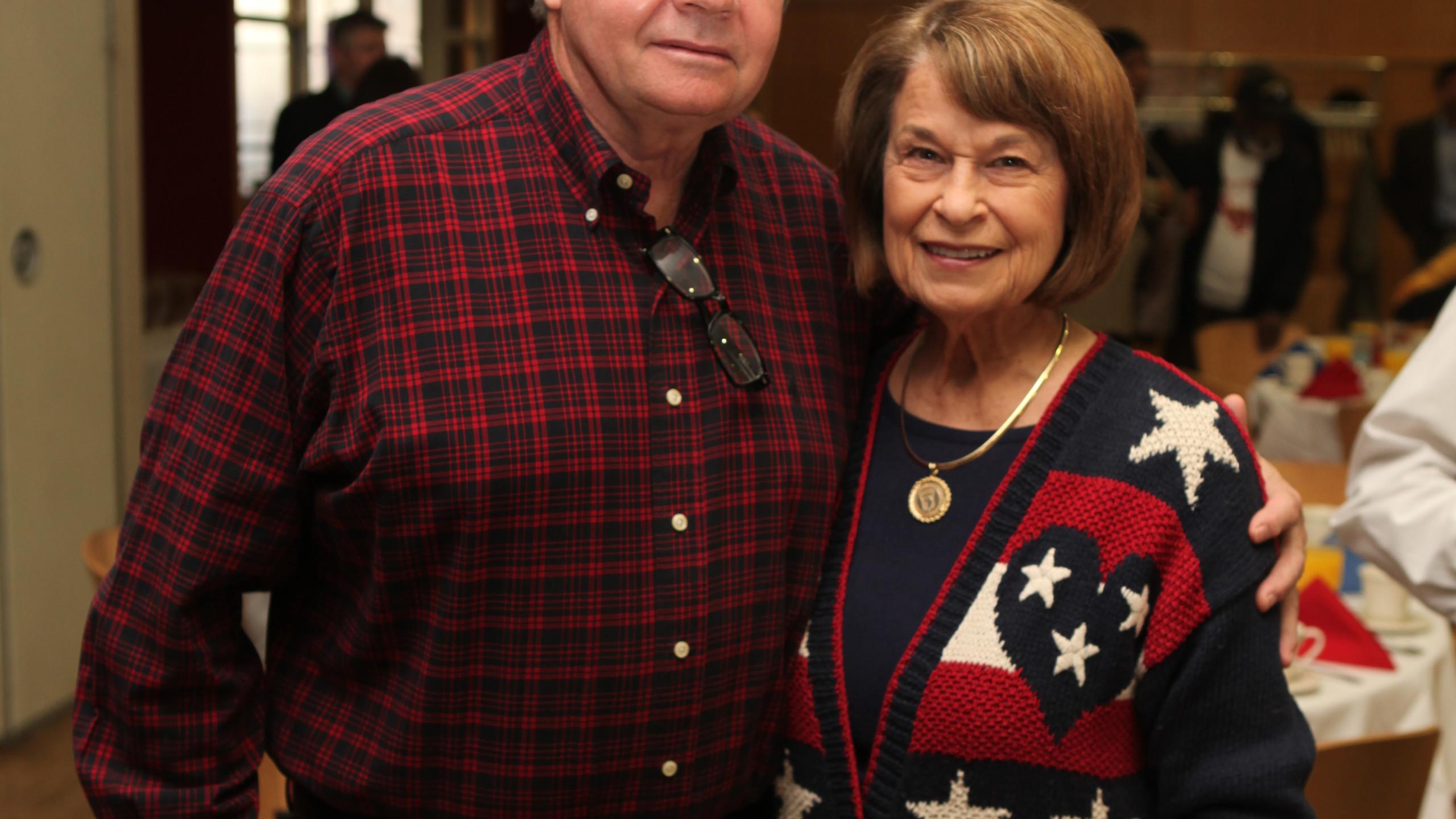 Gary & Rita Bodensteiner