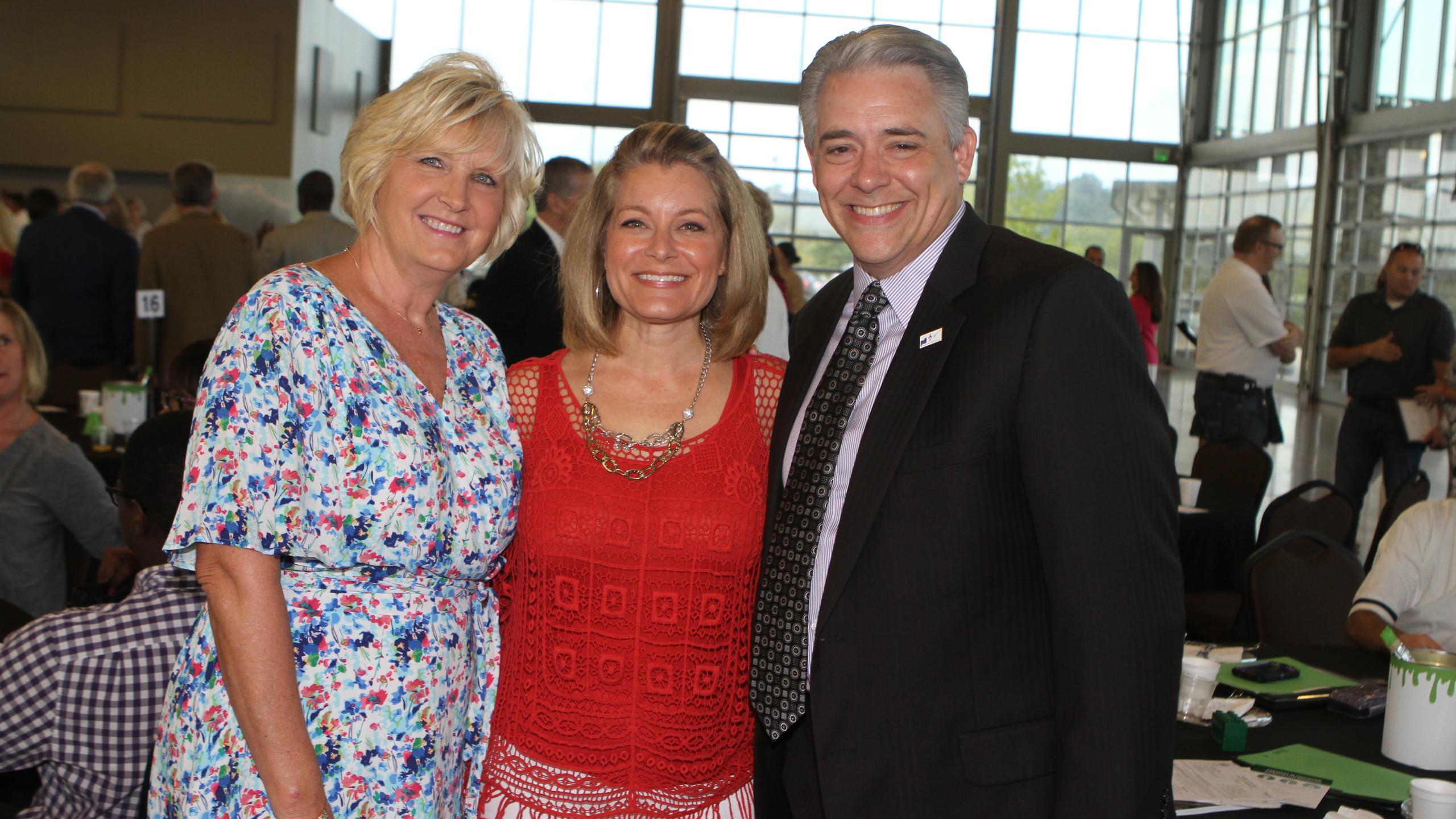 Melinda Shepard, Gena & Jay Albertia