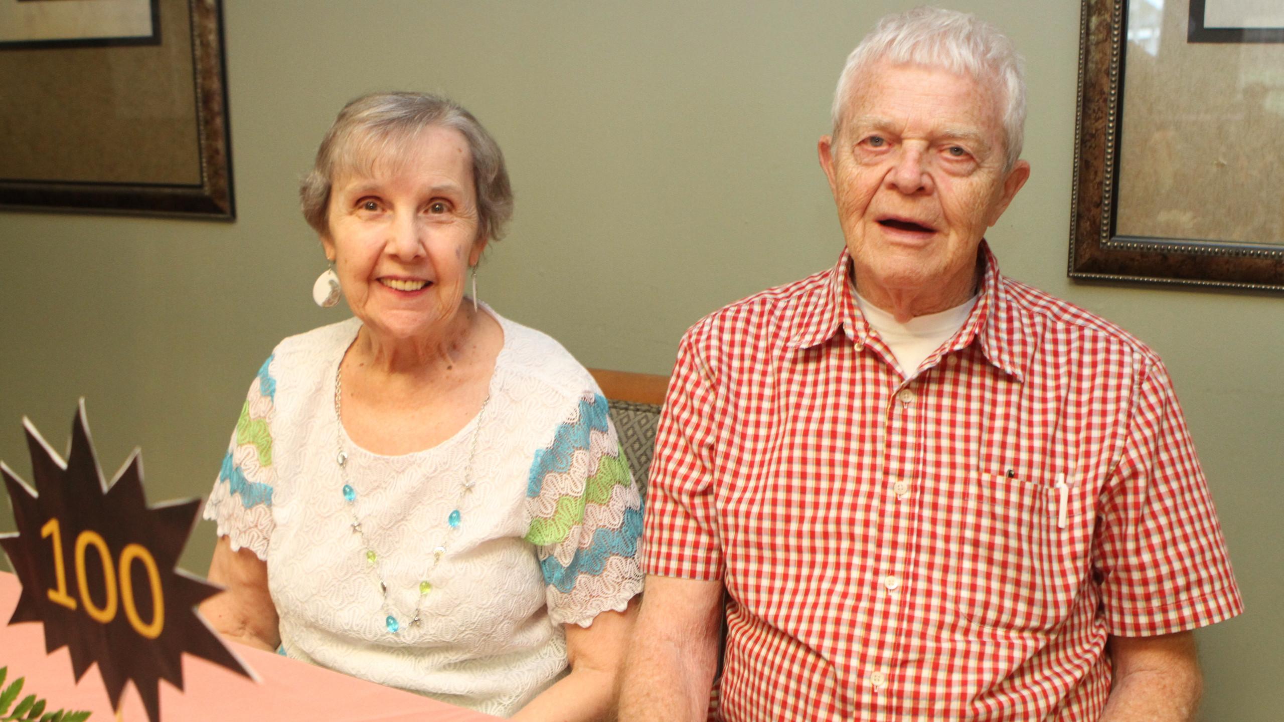 Gloria & Tom Ashton
