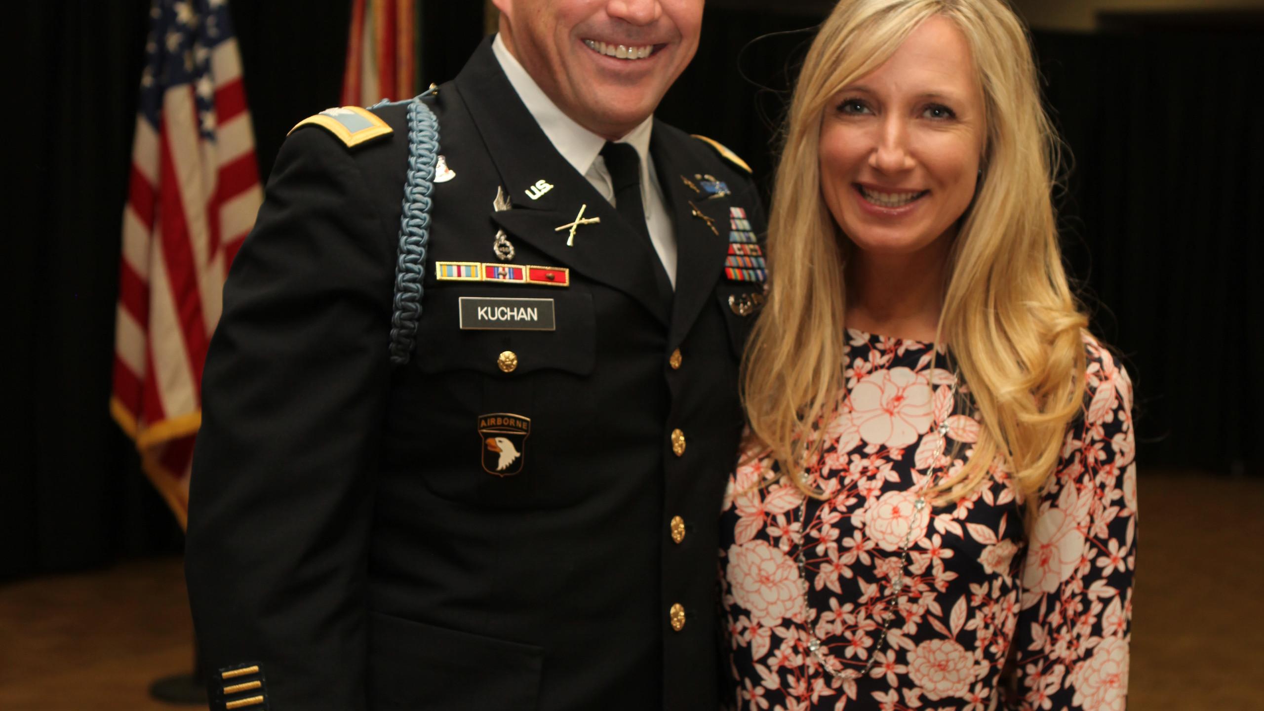 Col. Joe & Sarah Kuchan