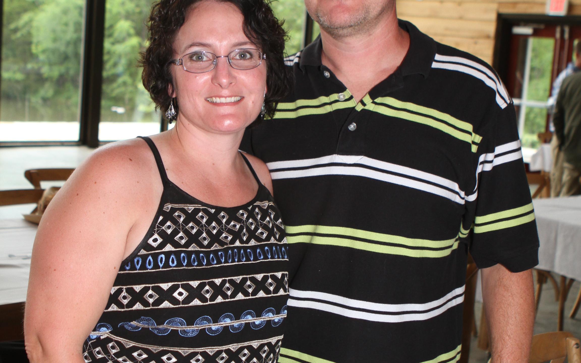 Cindy & Chris Luffman
