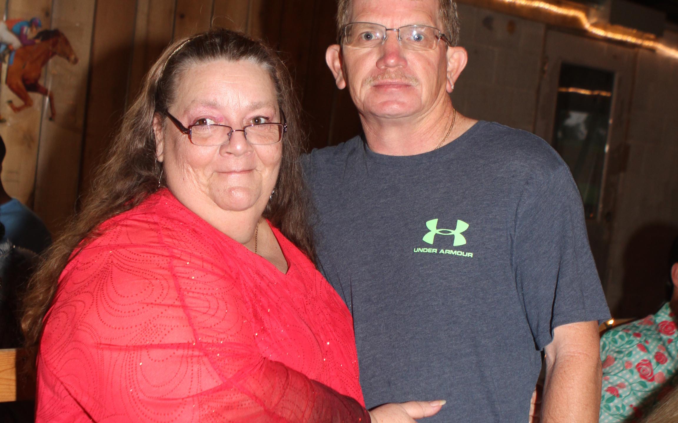 Myra & Billy Stevens