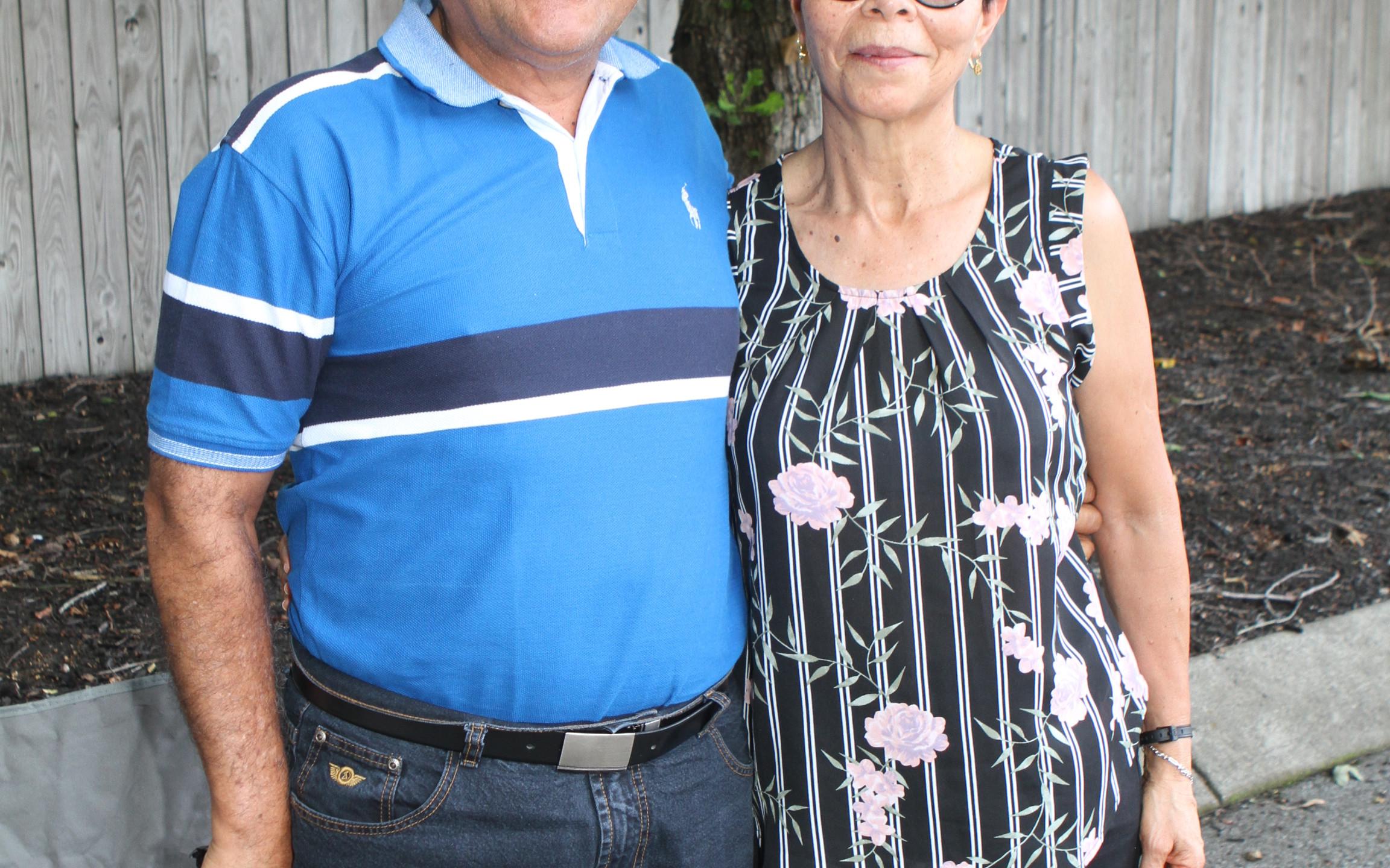 Eduardo & Martha Rojas