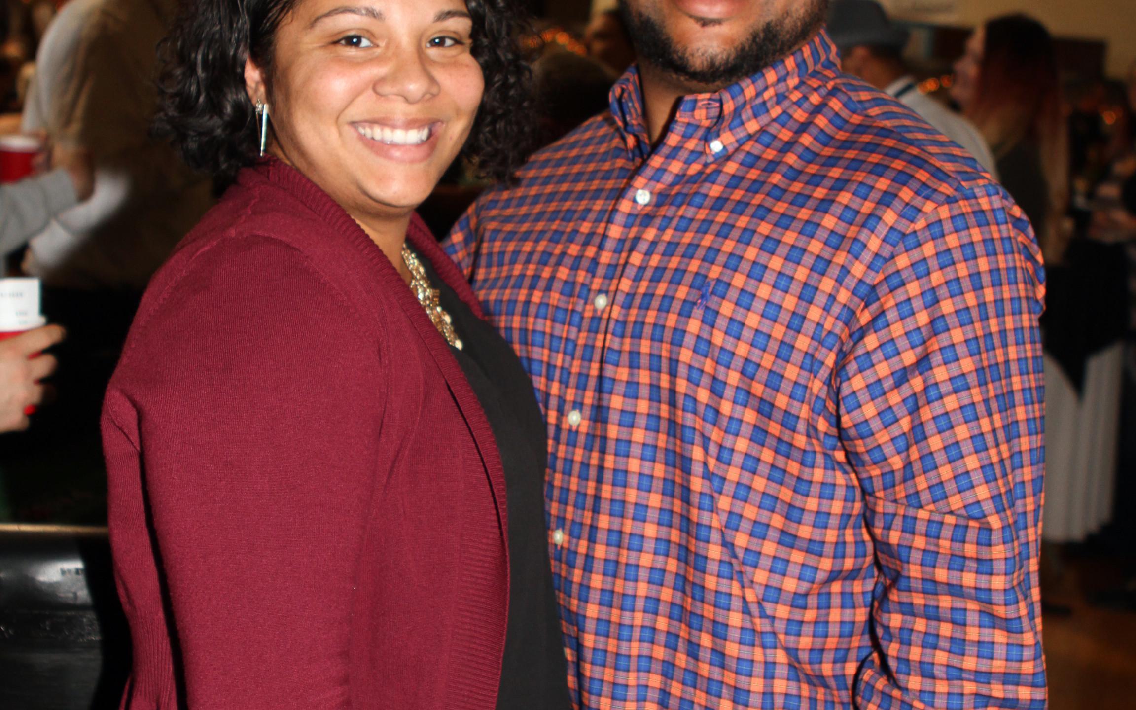 Erica & Terrence Burney