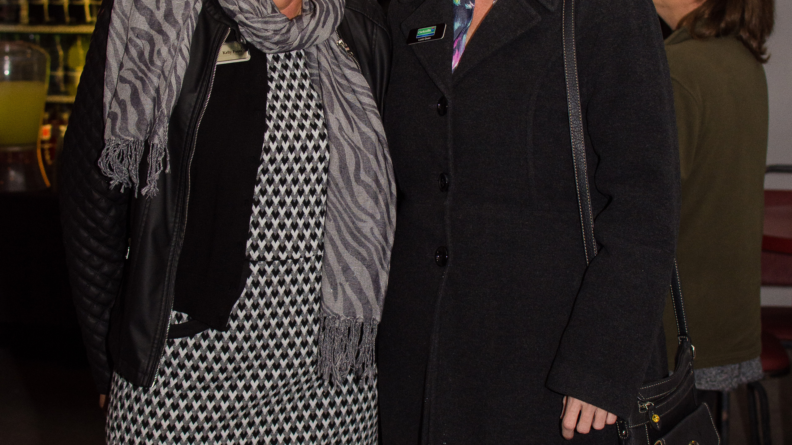 Kelly Foote and Lorie Owen