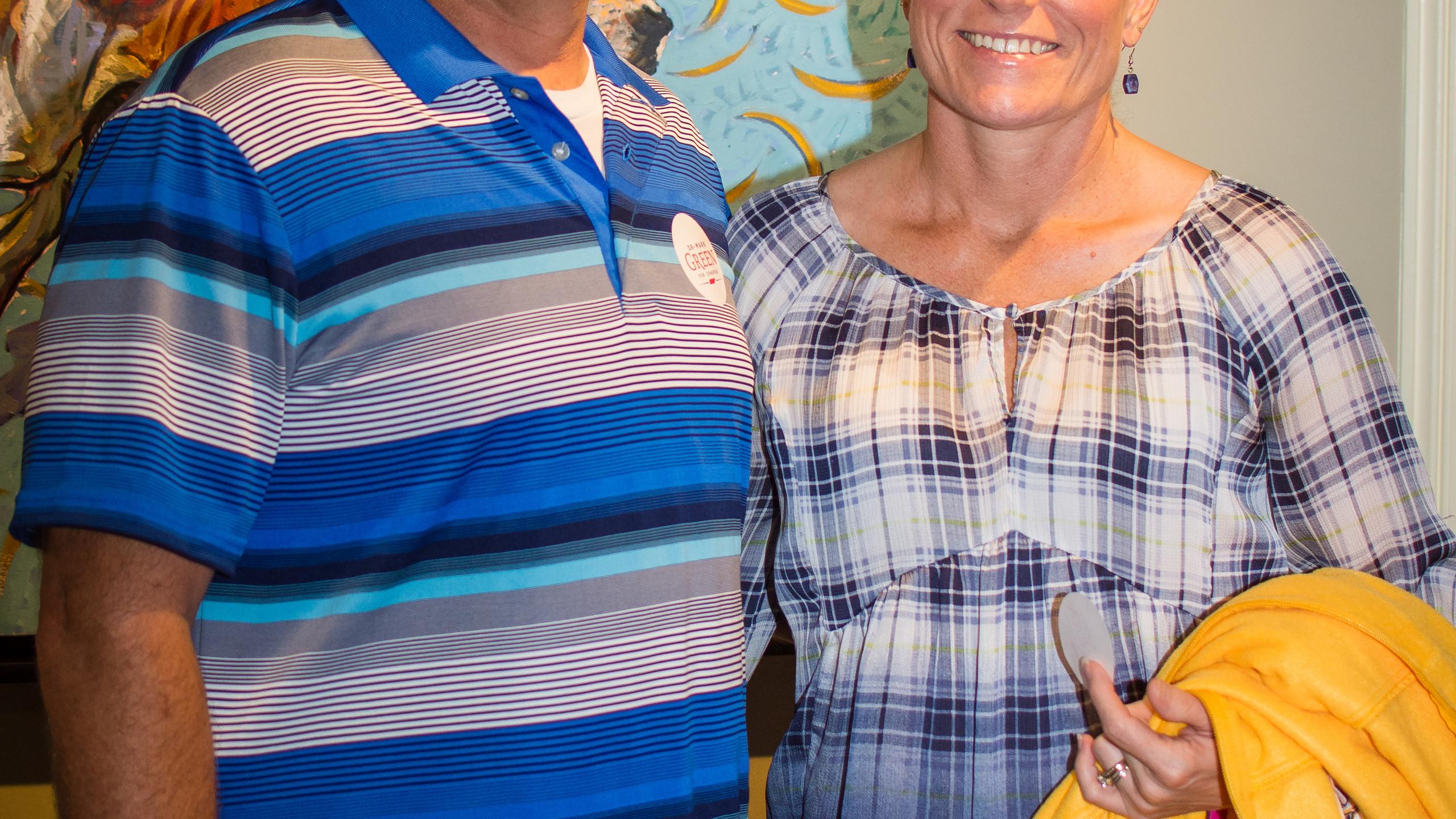 Jimmy and Lori Brown
