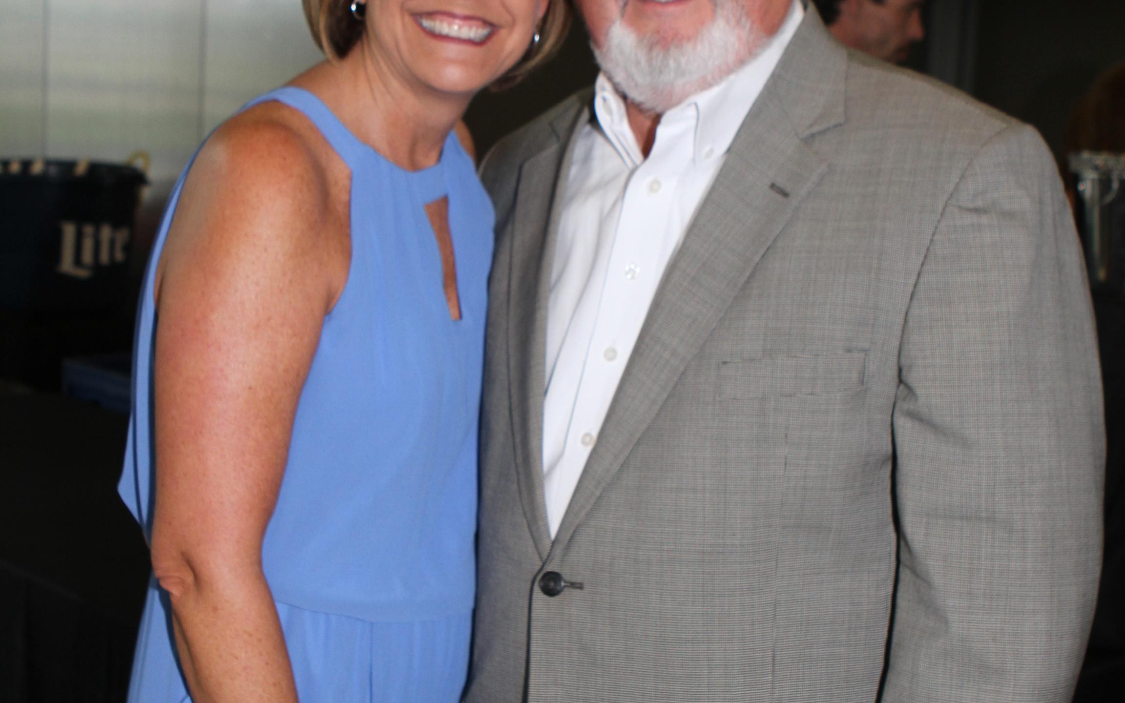 Cindy & Sammy Stuard