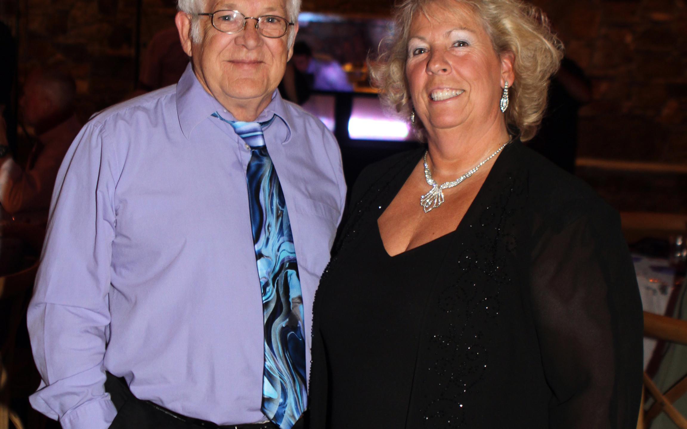Dave & Carrie Barrett