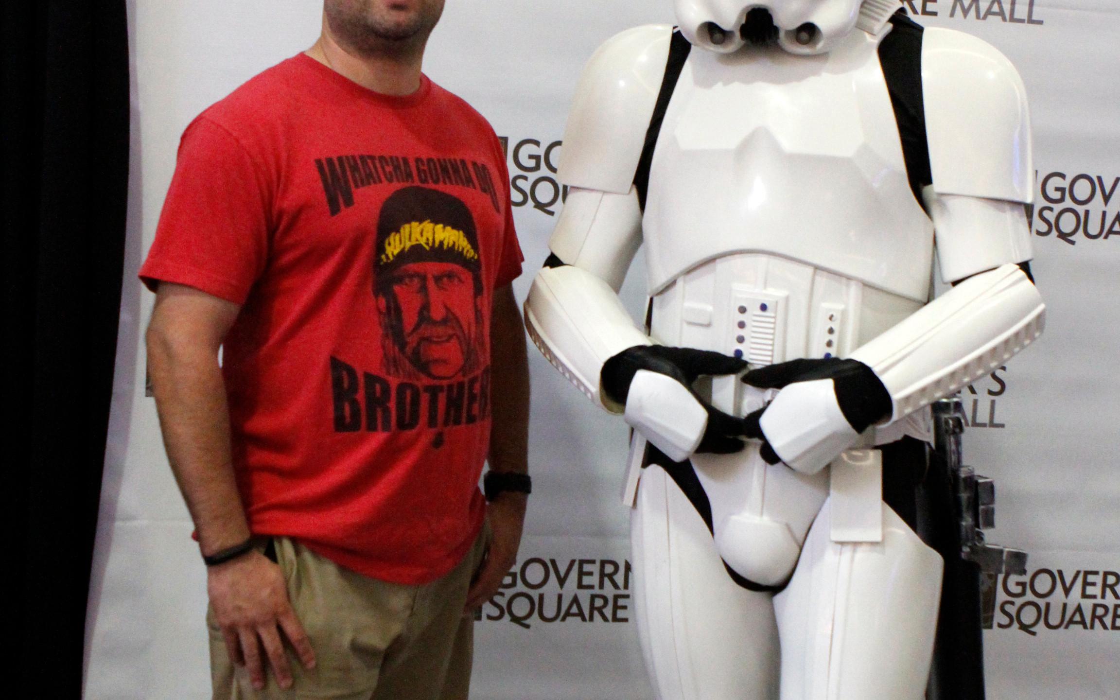Wade Kirdahi, Imperial Stormtrooper