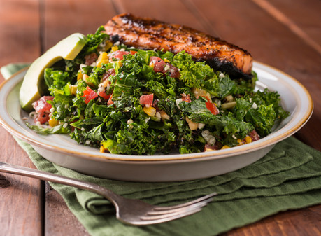 Fall In Love With Salmon Salad