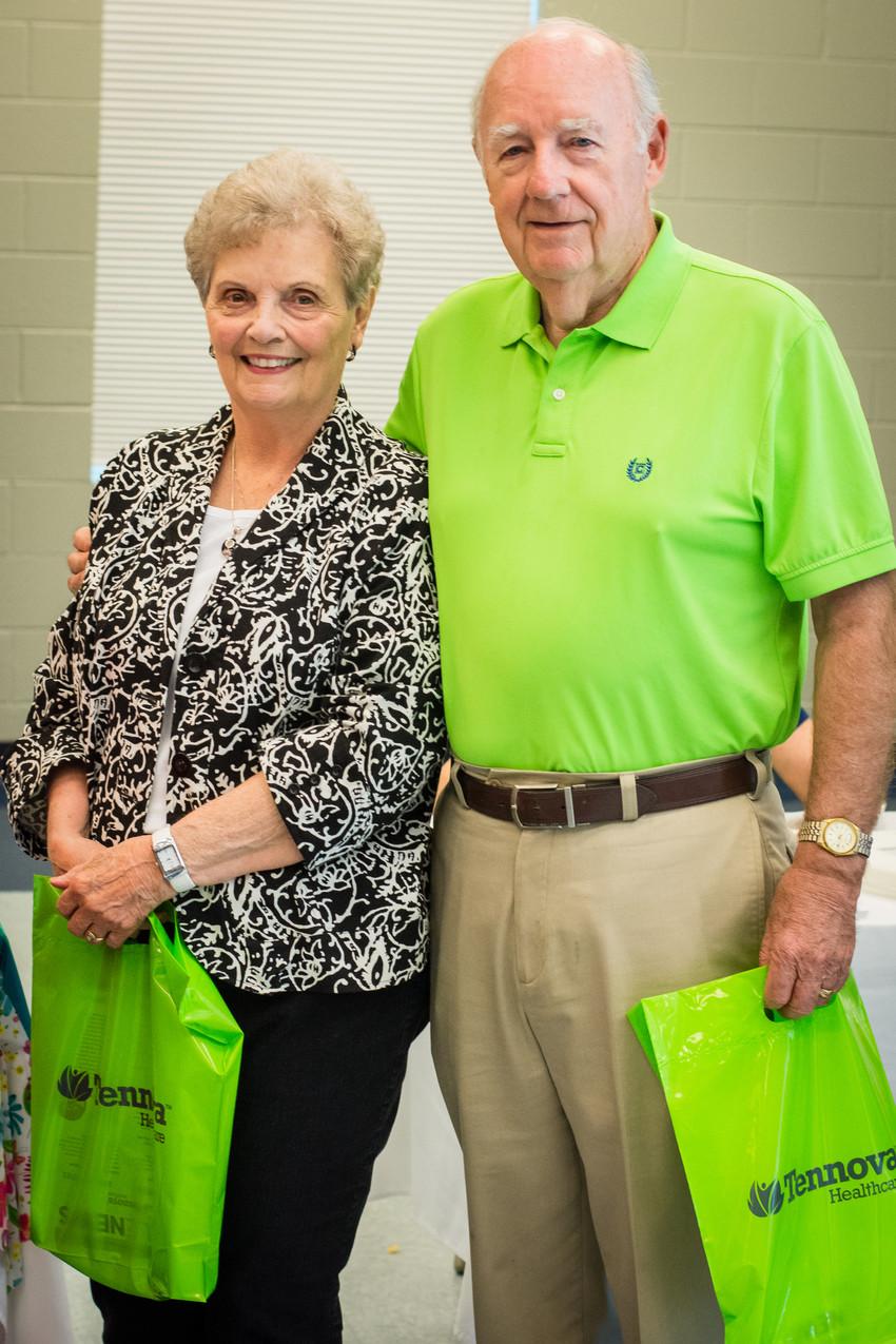 Doyle and Judy Bush