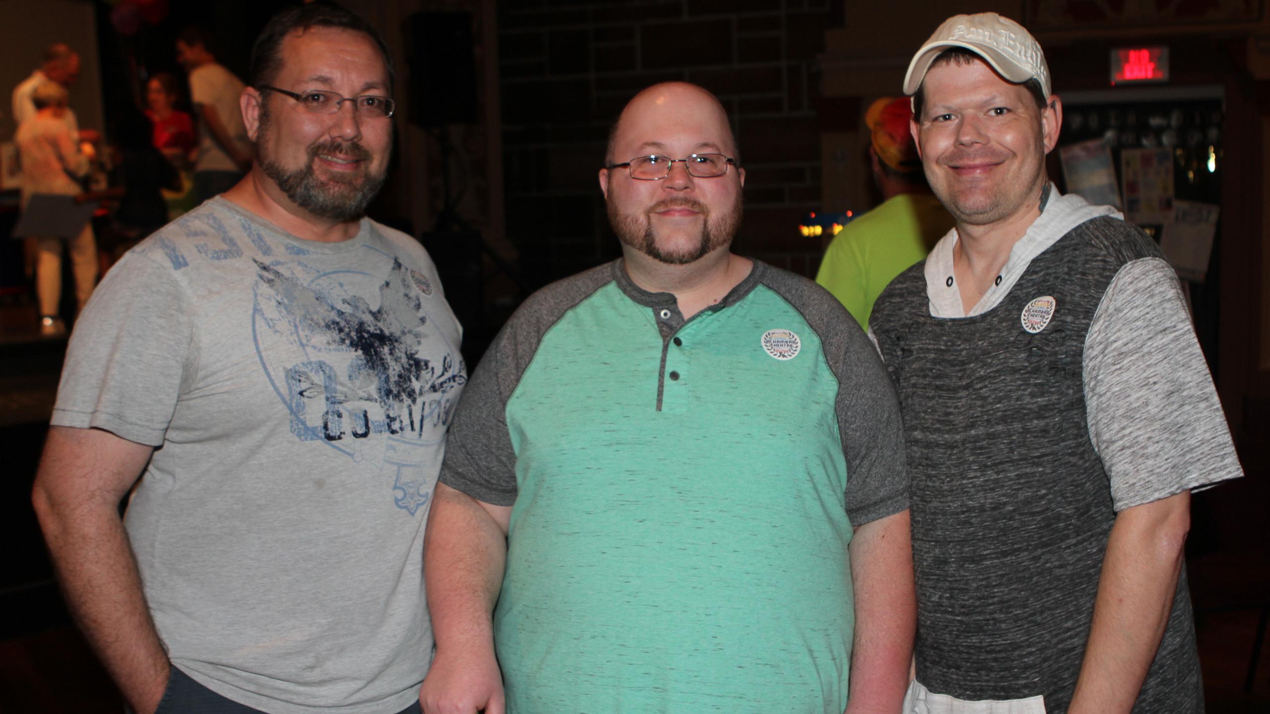 Joshua McGowan, Phillip Scranton, Todd G