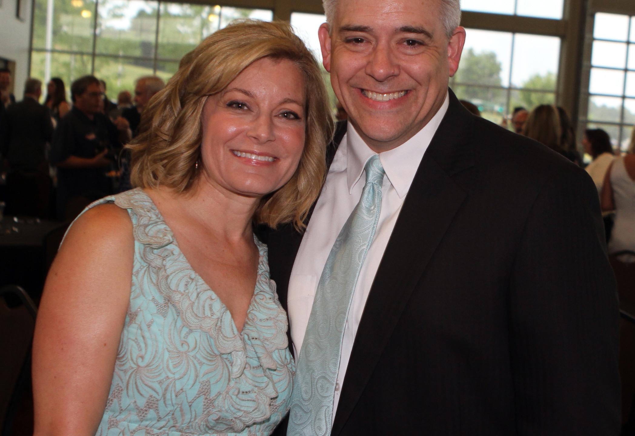 Gena & Jay Albertia